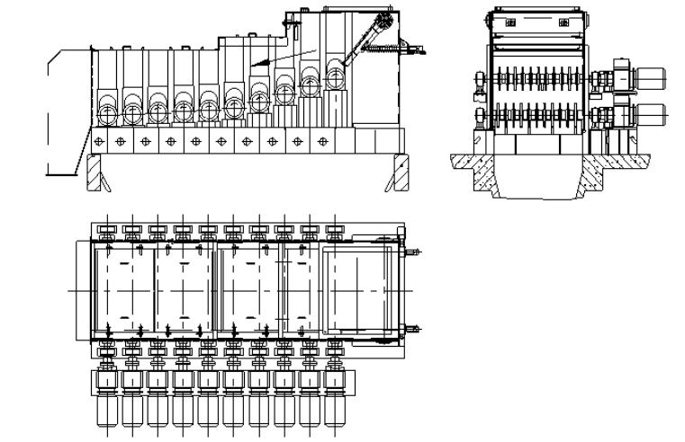 螺旋筛分机